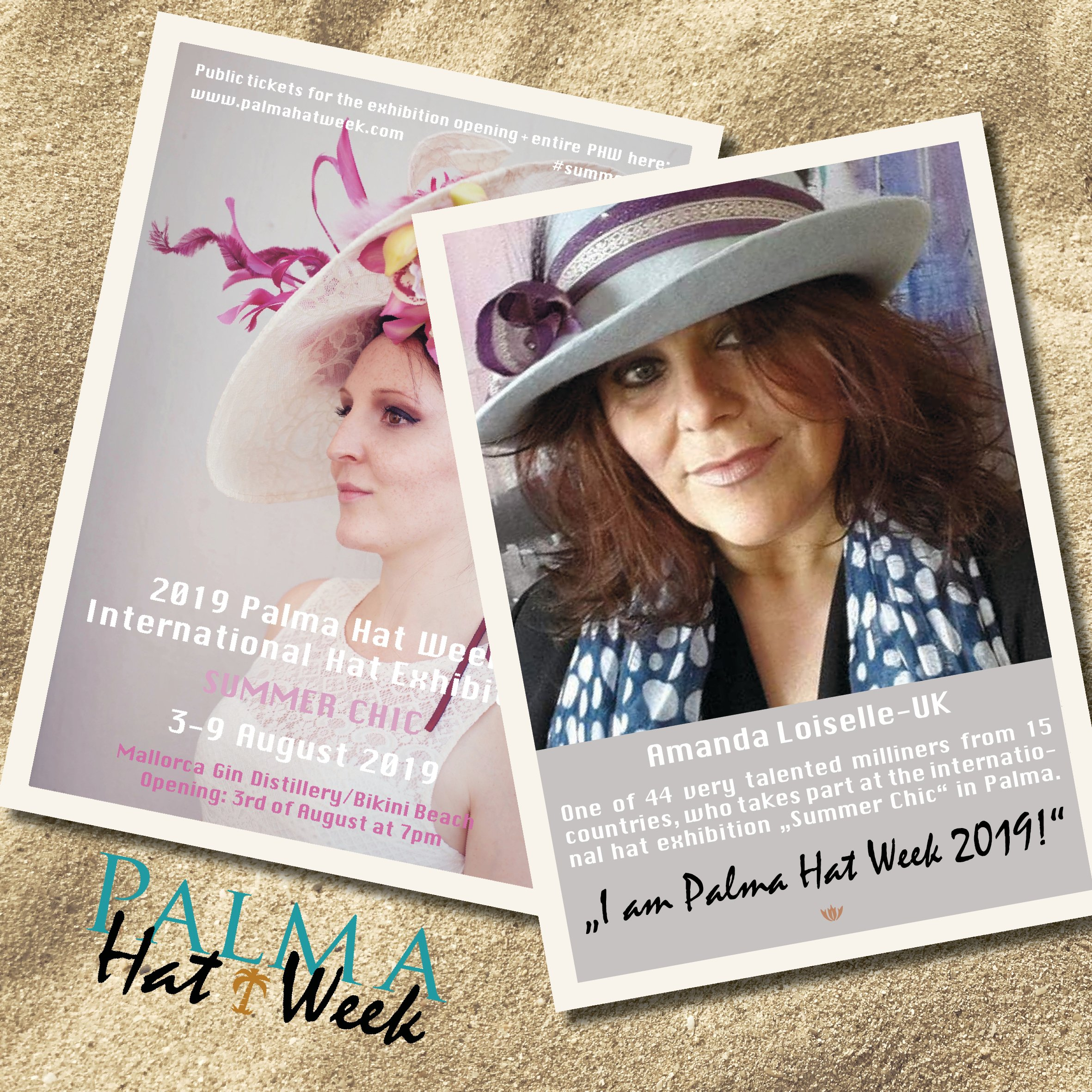 I am Palma Hatweek_Amanda Loiselle_ministry of Millinery