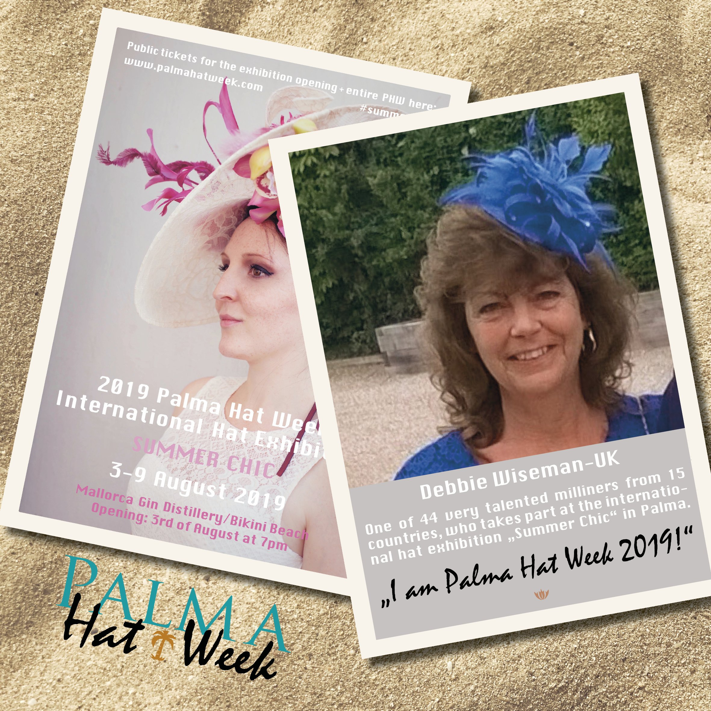 I am Palma Hatweek_Debbie Wiseman